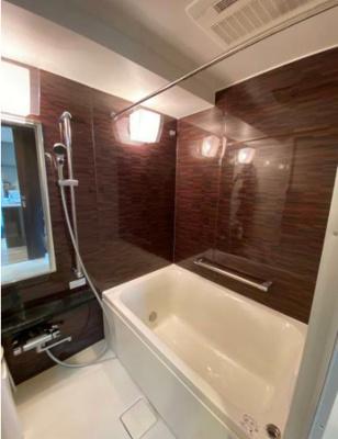 【浴室】プレシス東陽町 4階 2017年築 千石3丁目