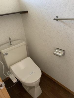 【トイレ】ハイツ千歳