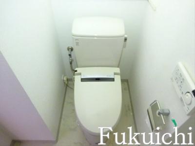 【トイレ】ドゥーエ学芸大学Ⅱ