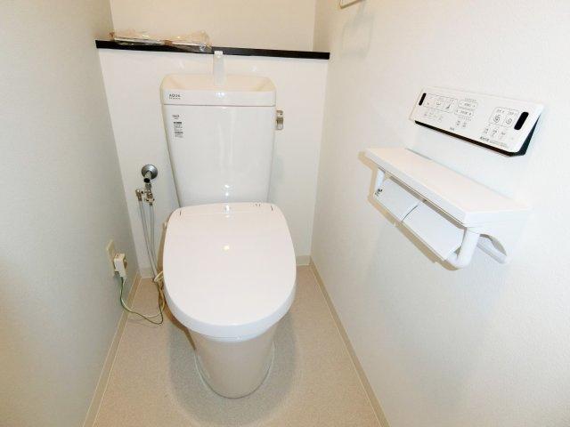 【トイレ】東急ドエル名谷つつじが丘アネックス
