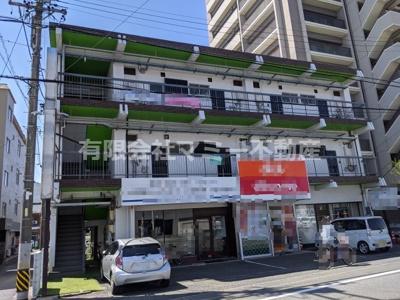 【外観】久保田1丁目店舗事務所