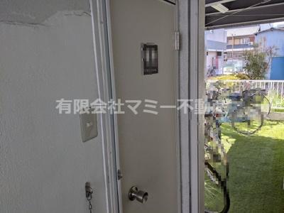【その他共用部分】久保田1丁目店舗事務所
