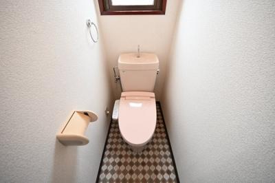 【トイレ】パルメゾン重住