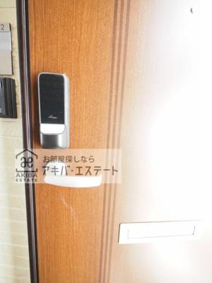 【玄関】ハーモニーテラス西新井