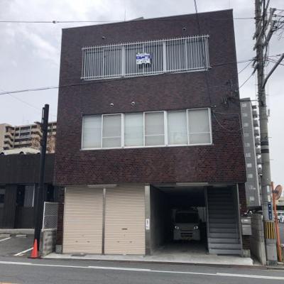 【外観】新町貸事務所