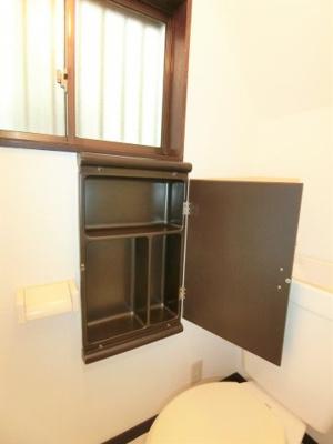 【トイレ】板中新田貸家