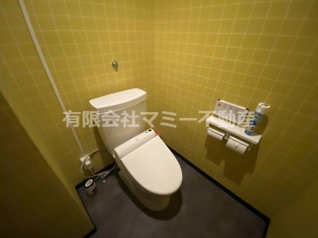 【トイレ】諏訪町店舗U