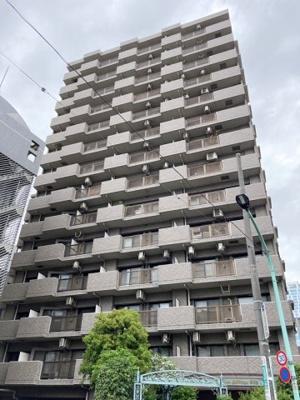 【外観】ライオンズマンション渋谷シティ