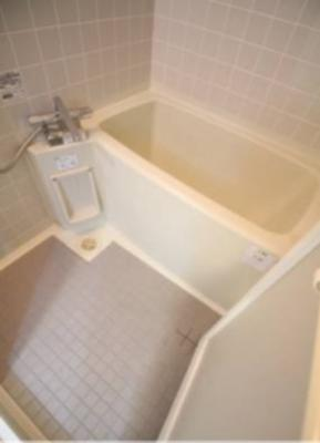 【浴室】グランドール桜井