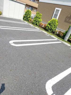 【駐車場】オースティンハウスⅡ