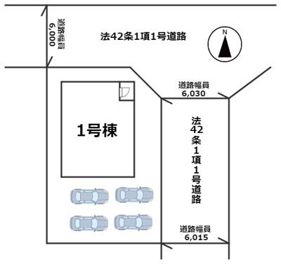 【区画図】赤穂市板屋町第1