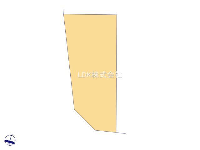 【区画図】新築戸建/ふじみ野市亀久保(全1棟)
