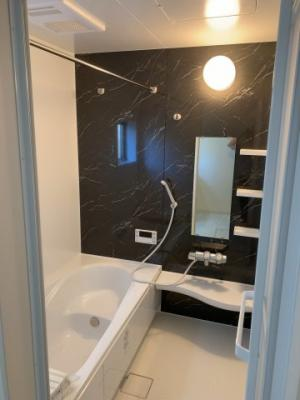 【浴室】大津市本堅田6丁目1 新築分譲