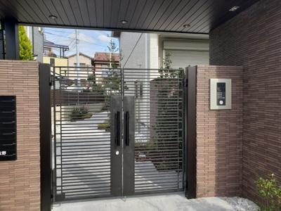 オートロック☆神戸市垂水区 シャーメゾンFUKU☆