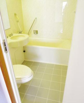 【浴室】アプリーレ玉川学園