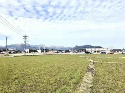 【外観】行橋市大野井(売地)