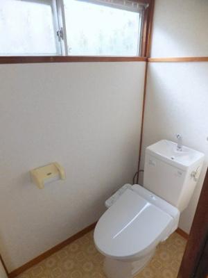 【トイレ】天神町貸家