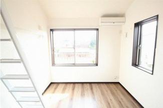 【洋室】秦野市南矢名一棟アパート