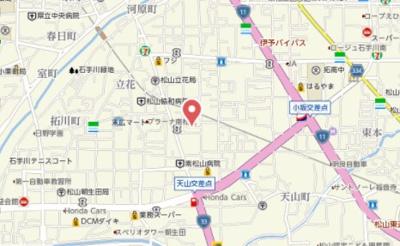 【地図】スペース21