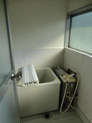 【浴室】コーポひなた