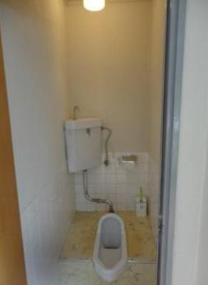 【トイレ】コーポひなた