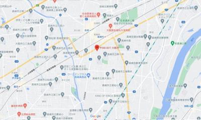 【地図】ダイイチニシマンション (株)Roots