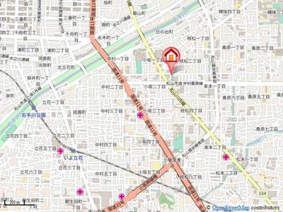 【地図】フォレスト居村
