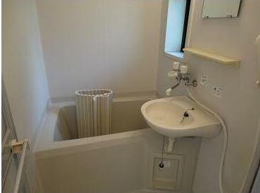 【浴室】ボナールミクニⅡ