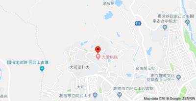 【地図】リーフジャルダン・サンガーデンリーフ