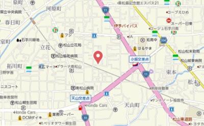 【地図】メゾン・サン