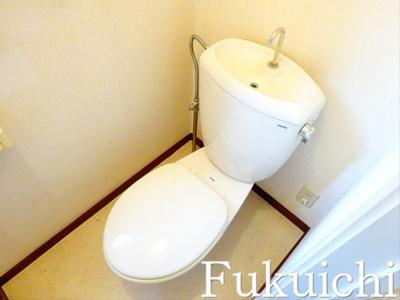 【トイレ】中根2丁目貸家