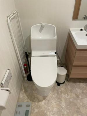 【トイレ】大阪市中央区高津1丁目 中古テラスハウス