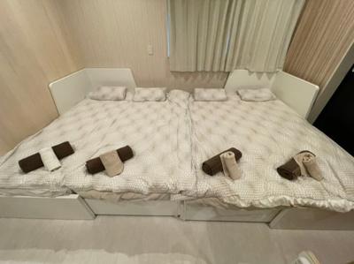 【寝室】大阪市中央区高津1丁目 中古テラスハウス