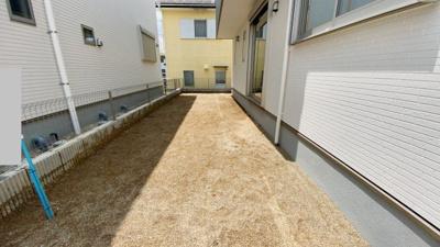 庭スペースも確保しているので、ライフスタイルに合った活用をして頂けます