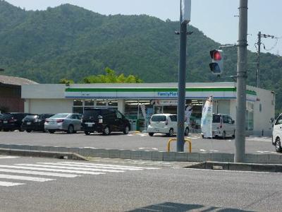 ファミリーマート 国道五個荘店(611m)