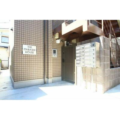 【エントランス】THE ITABASHI HOUSE(ザイタバシハウス)
