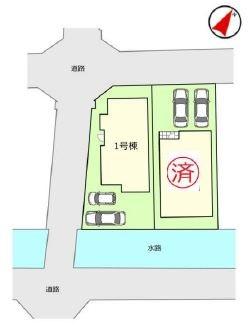 【区画図】さいたま市北区別所町5期