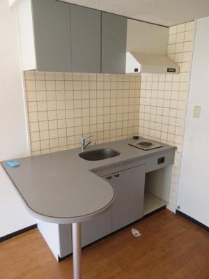 【キッチン】グレイス坂下