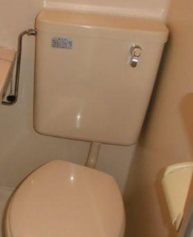 【トイレ】ハナブサワンハイム