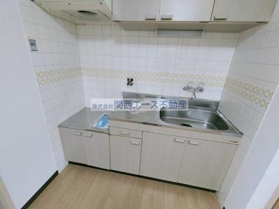 【キッチン】ヴィラ西村