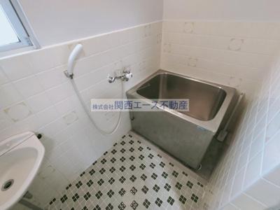 【浴室】ヴィラ西村
