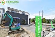 鴻巣市吹上 第1 新築一戸建て リーブルガーデン 01の画像