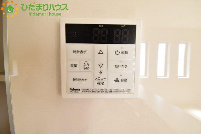 【設備】鴻巣市吹上 第1 新築一戸建て リーブルガーデン 01