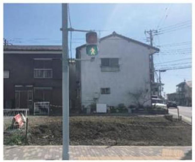 【外観】売地 茅ヶ崎市萩園