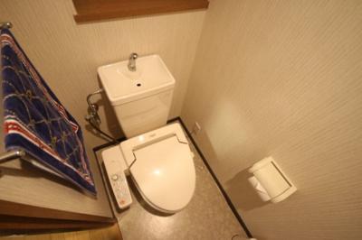 【トイレ】シオン西岡本
