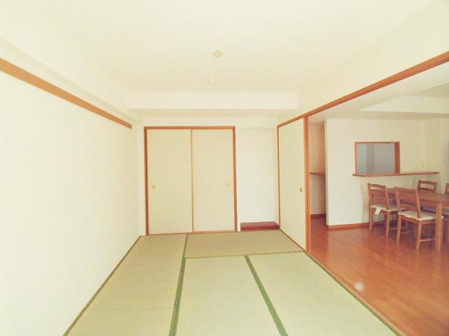 6帖の和室です。【レジディア文京音羽】