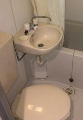 【トイレ】ライフガーデン野方2