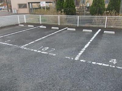 【駐車場】クレストール・テラダイ