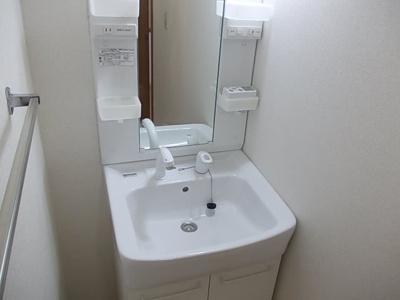【洗面所】クレストール・テラダイ