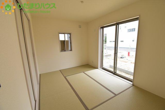 【和室】鴻巣市吹上 第1 新築一戸建て リーブルガーデン 02